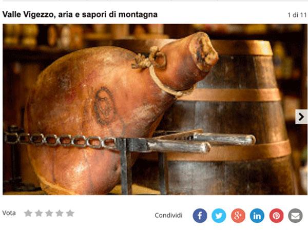 Articolo di Varesenews sulla Valle Vigezzo per vallevigezzo.eu